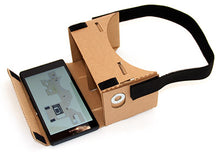 Load image into Gallery viewer, Free Virtual Reality Cardboard Headset