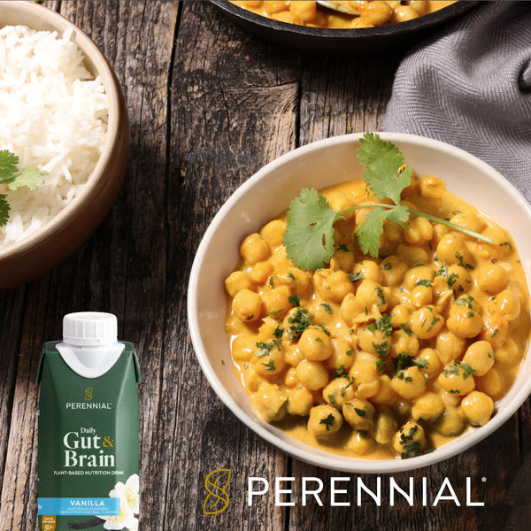 Perennial Chickpea Curry