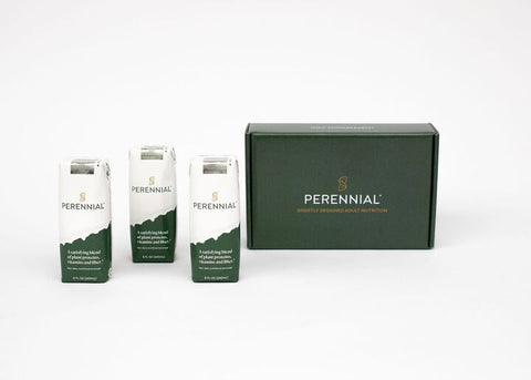 Perennial Sample Pack Open Box