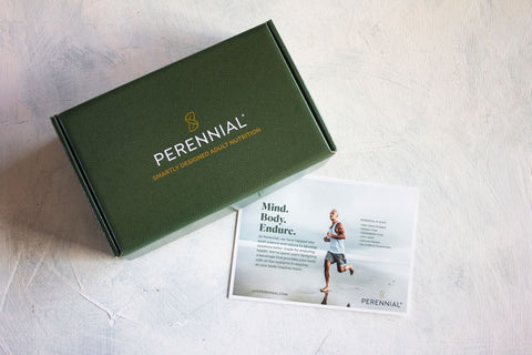 Perennial Sample Pack with Brochure