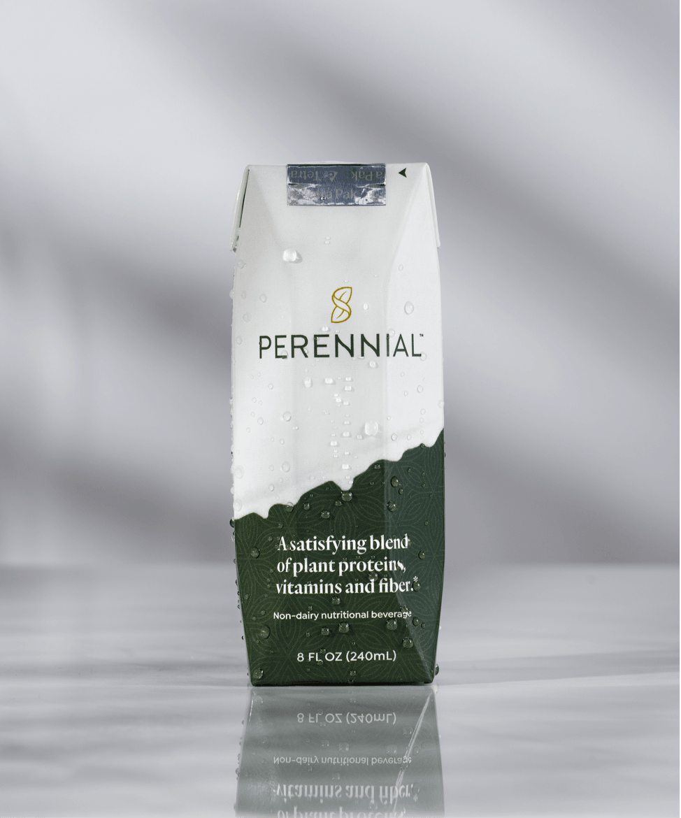 Perennial non-dairy nutrition drink