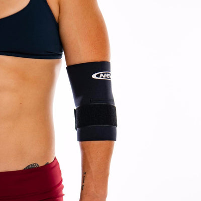 Contoured Elbow Support front view