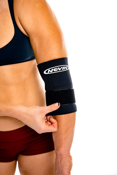adjusting contoured elbow support