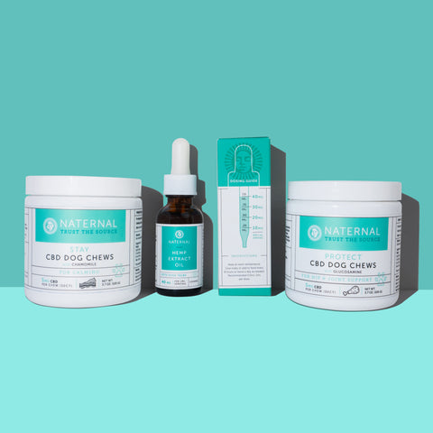 Naternal CBD for pets