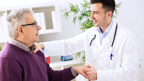 Talk to your doctor about CBD