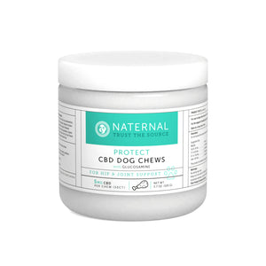 Protect CBD Dog Chews for Hip and Joint Support
