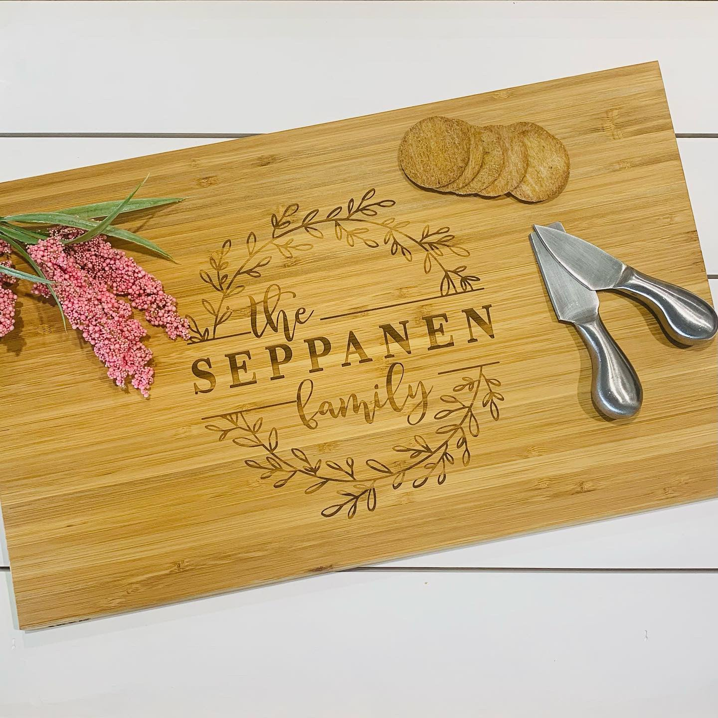 Personalised Cutting/Serving Board