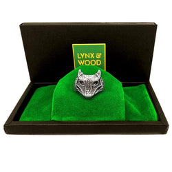Lynx & Wood Jewelry Lynx of Valhalla – Ring