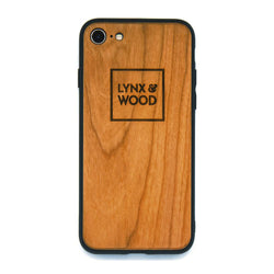 Lynx & Wood Phone Case Asgard Cherry – iPhone SE (NEW 2nd gen.)