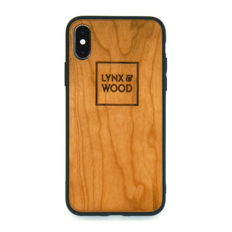 Lynx & Wood Phone Case Asgard Cherry – iPhone XS