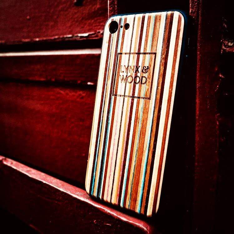 Lynx & Wood Phone Case Bifrost Bamboo – iPhone 8