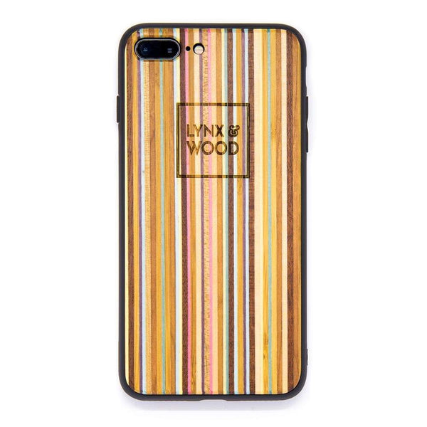 Lynx & Wood Phone Case Bifrost Bamboo – iPhone 8 Plus