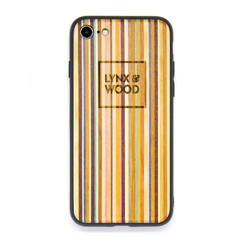 Lynx & Wood Phone Case Bifrost Bamboo – iPhone SE (NEW 2nd gen.)