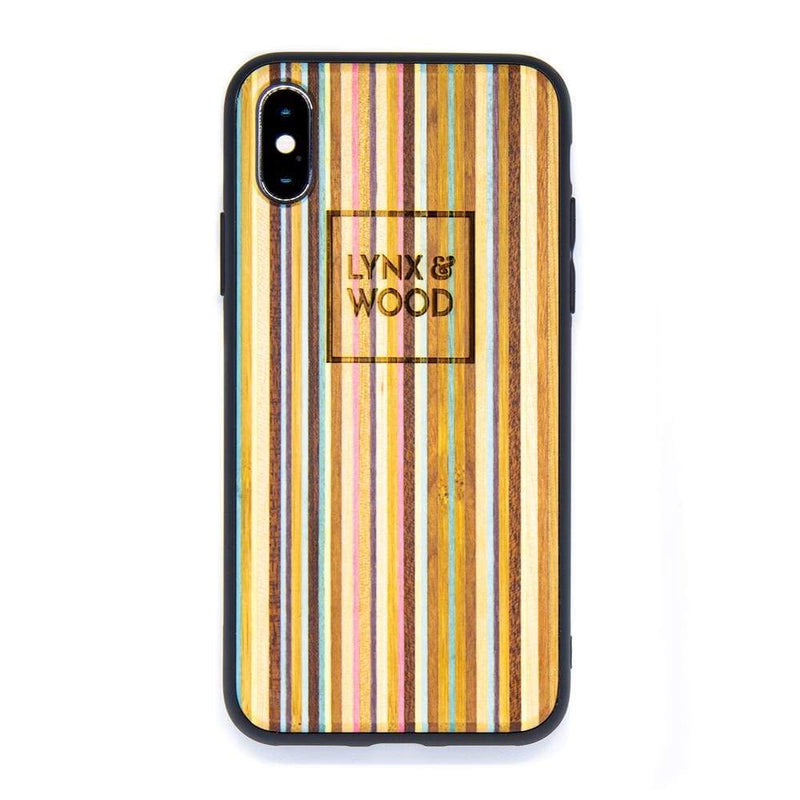 Lynx & Wood Phone Case Bifrost Bamboo – iPhone X