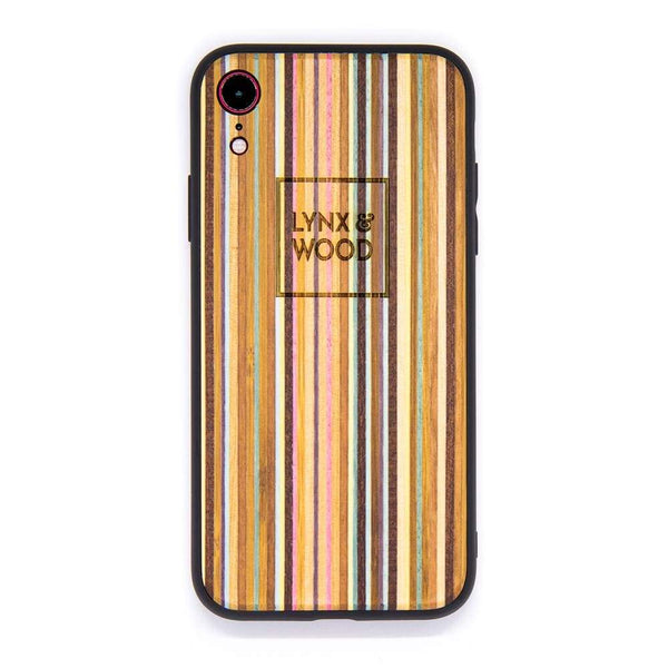 Lynx & Wood Phone Case Bifrost Bamboo – iPhone XR