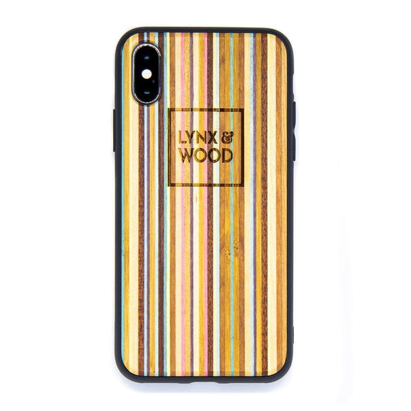 Lynx & Wood Phone Case Bifrost Bamboo – iPhone XS