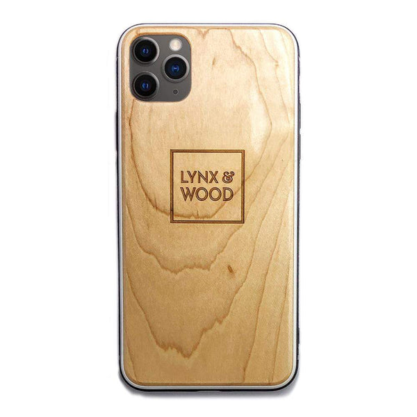 Lynx & Wood Phone Case Mimers Maple – iPhone 11 Pro Max
