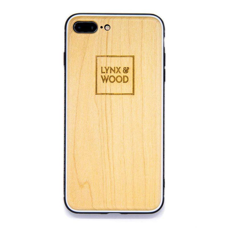 Lynx & Wood Phone Case Mimers Maple – iPhone 8 Plus