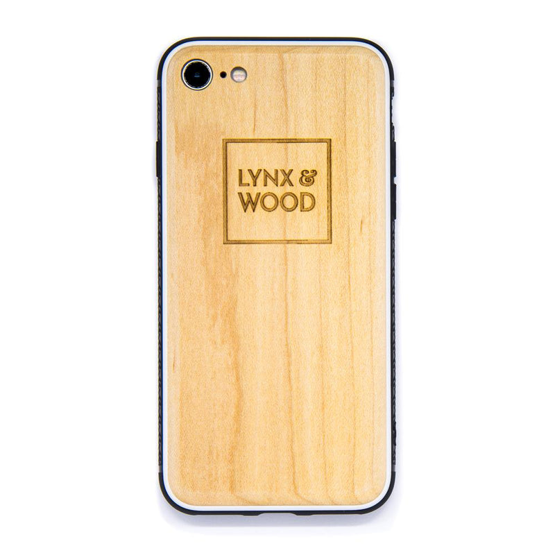Lynx & Wood Phone Case Mimers Maple – iPhone SE (NEW 2nd gen.)