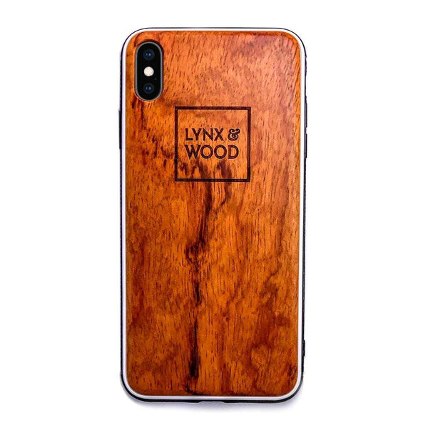 Lynx & Wood Phone Case Pagan Pear – iPhone XS Max