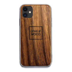 Lynx & Wood Phone Case Valhalla Walnut – iPhone 11