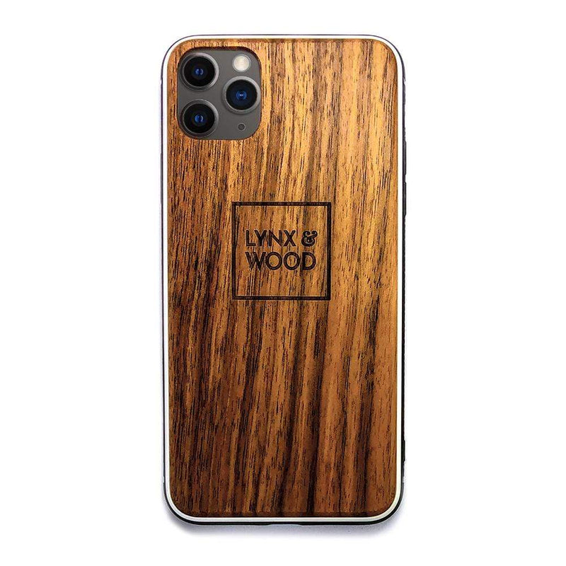 Lynx & Wood Phone Case Valhalla Walnut – iPhone 11 Pro Max