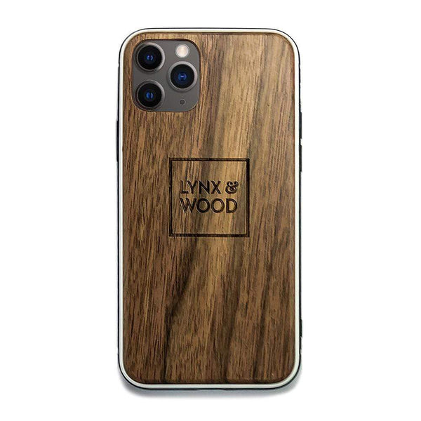 Lynx & Wood Phone Case Valhalla Walnut – iPhone 11 Pro