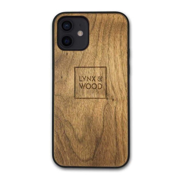 Lynx & Wood Phone Case Valhalla Walnut – iPhone 12