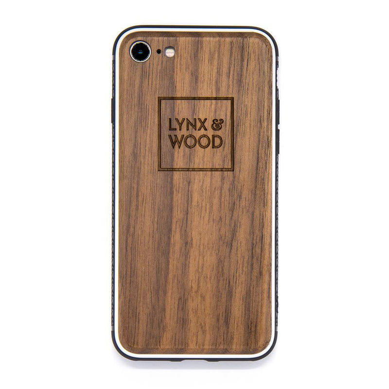 Lynx & Wood Phone Case Valhalla Walnut – iPhone 8