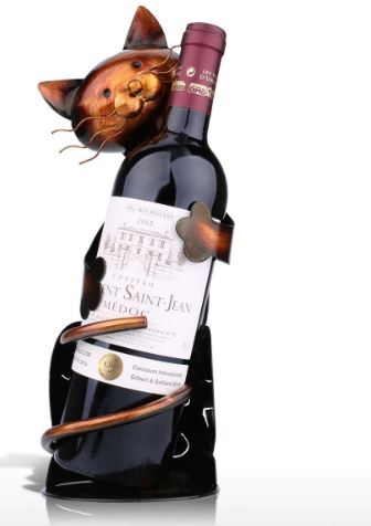 For The Cat and Wine Lovers
