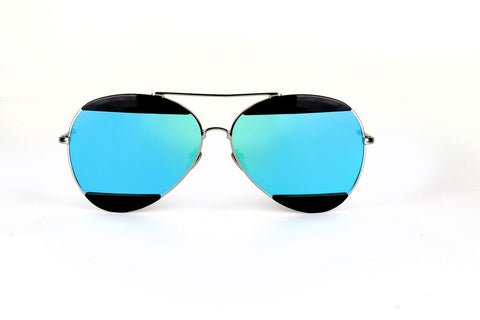 Mirrored Flash Aviators