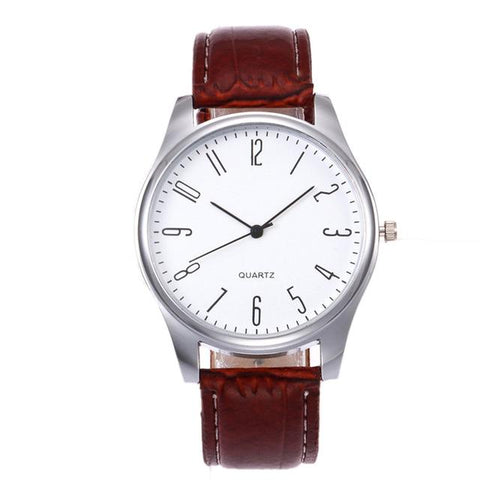 Simplicity & Modesty Watch