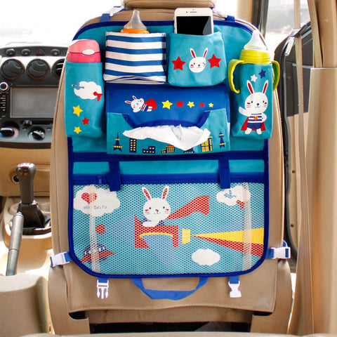 A Convenient Multi-Pocket Kids Travel Bag