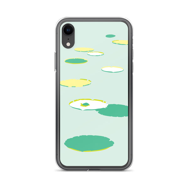 Lily Pad iPhone Case