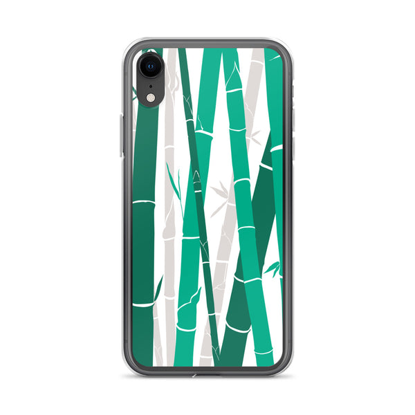 Bamboo Forest iPhone Case