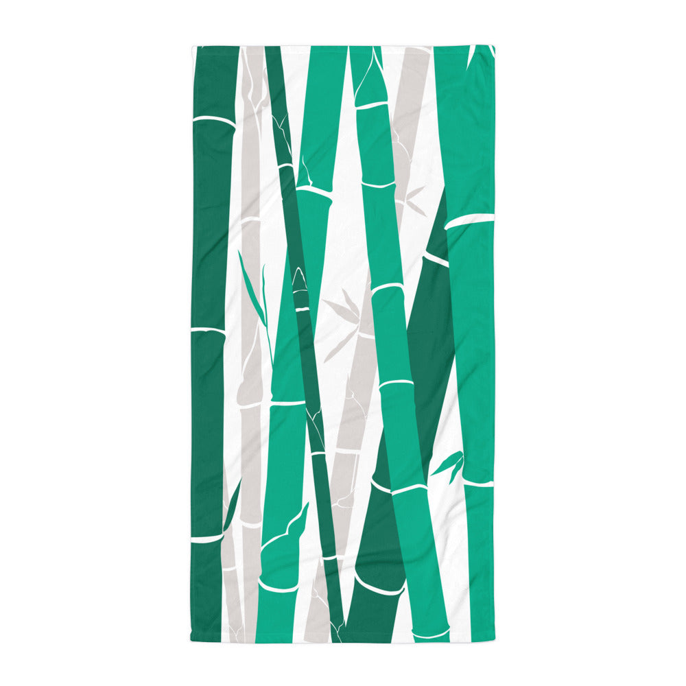 Bamboo Forest Towel