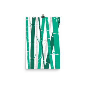 Bamboo Forest Print (unframed)