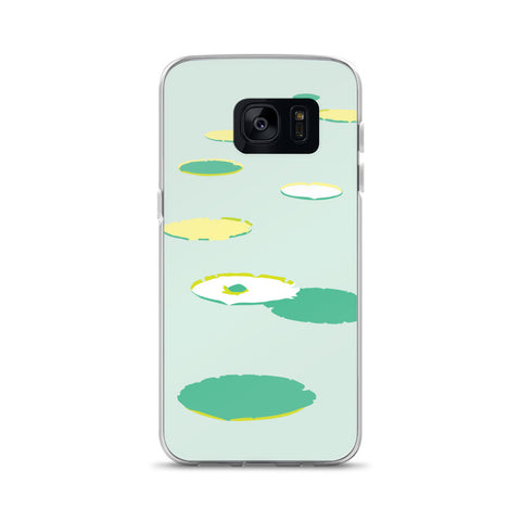 Lily Pad Samsung Case