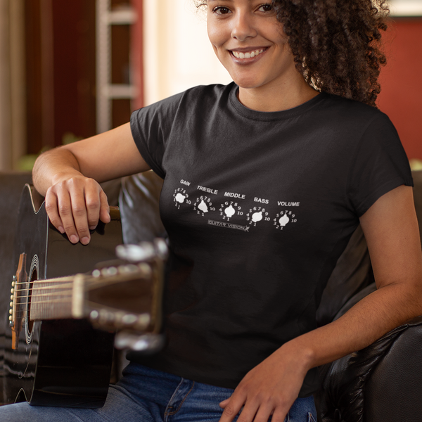 Guitar Amp - Shirt - GUITAR VISION