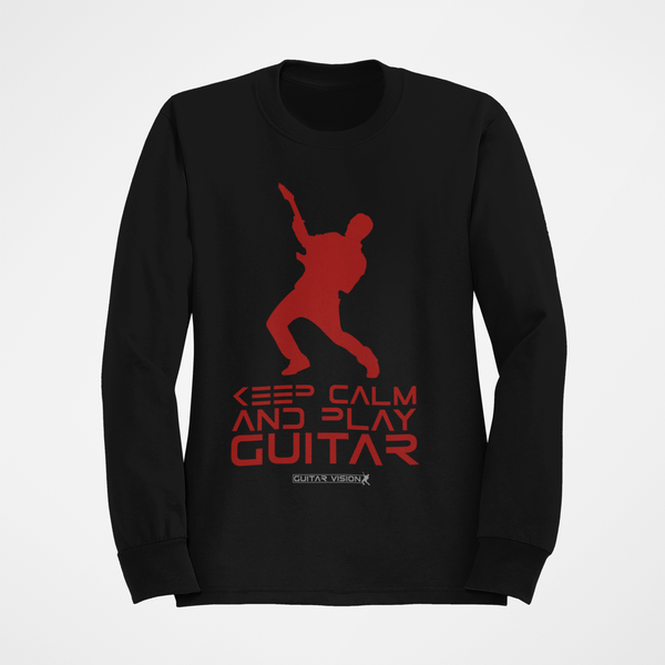 Keep Calm And Play Guitar - Pulli