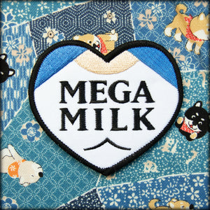 Mega Milk Heart Patch