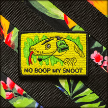 Load image into Gallery viewer, No Boop My Snoot Gadsden Flag Patch