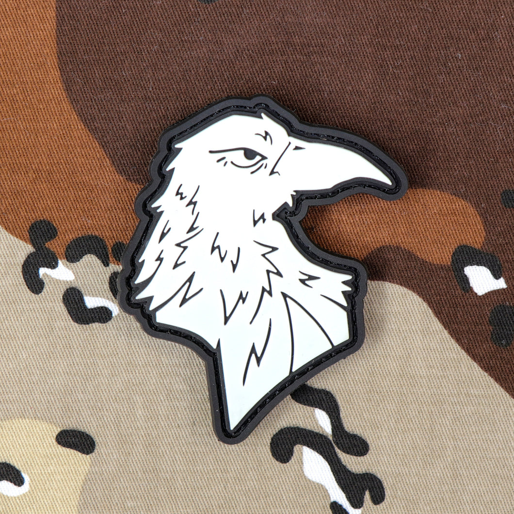 Store Crow Patch (GITD)