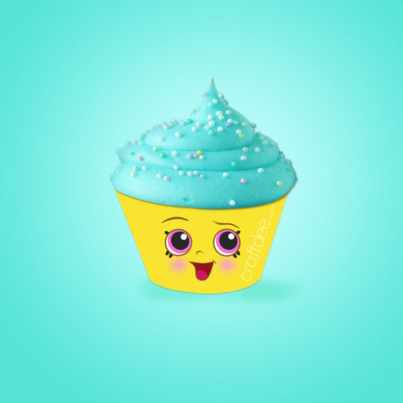Shopkins Cupcake Queen Cupcake Wrapper