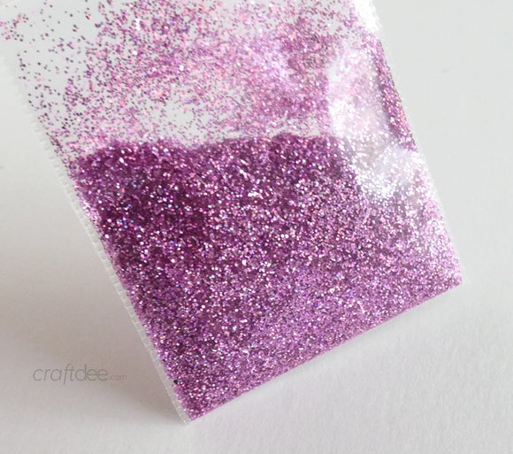 Pink Holographic Ultra Glitter