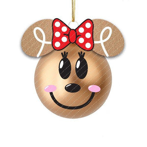 Minnie Mouse Gingerbread SVG Instant Download