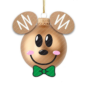 Mickey Mouse Gingerbread SVG Instant Download