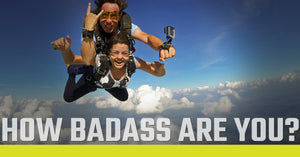 How Badass Are You?