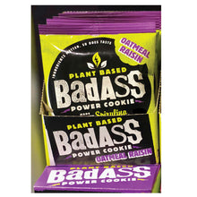 Oatmeal Raisin Badass Power Cookie | Box of 8