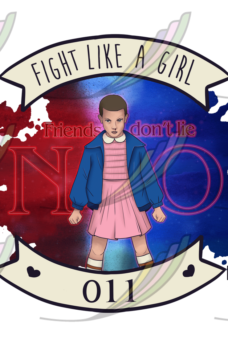 Caneca Fight Like a Girl® - Eleven